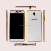 For mega 2 G7508Q case for samsung mega 2 G750 G7508Q G750F android mobile phone case metal frame cover