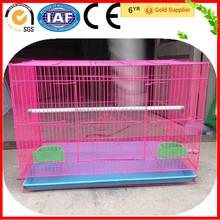 China Wholesale Welded Plastic Bird Breeding Cage