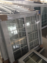 AFOL PVC windows home windows grill design