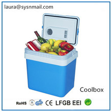 Caja portátil 12 Volt eléctrico del refrigerador del coche