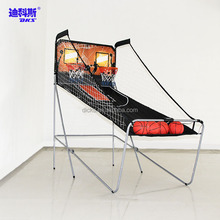 New Design Indoor Basketball Game Machine For Fun