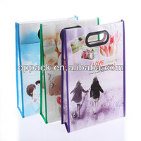 new products mixed colors shopping bag