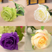 Best Rose for Home Decor artificial rose for wedding decoration/artificial rose flower best wedding favors