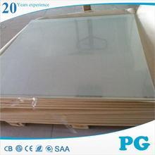 PG fabulous acrylic console table