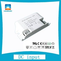 Good quality 2channel constant current 12v 24v 48v dali DC input led driver
