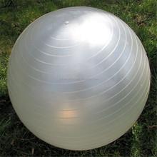 Alibaba China Pilates Reformer Bouncing Ball Peanut Ball Bouncing Balls Muscle Roller Stick Antiburst Gym Ball