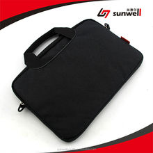Water-resistant Neoprene Laptop Sleeve Case Bag With 5.5mm Thickness