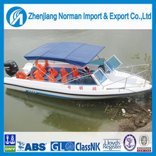 6.3m Open type passenger ferry boats for sale
