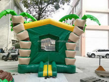 Popular export bull inflatable small jumping bouncer