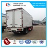 HOWO mini refrigerated van truck, refrigeration van for sale