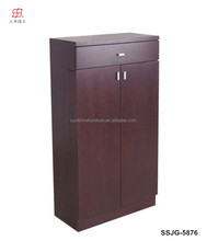 China Wooden Antique Shoes Cabinet for Sale