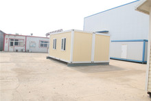 Portable site of prefabricated home network rack cabinet factory
