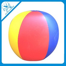 cheap inflatable beach ball pvc inflatable toy