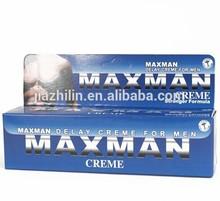 2015 venta caliente! MAXMAN ampliación del pene crema y gel de realce sexual para hombres