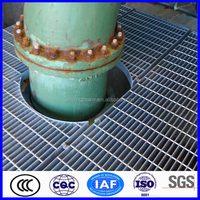 made in China galvanized steel grated lids steel grating floor