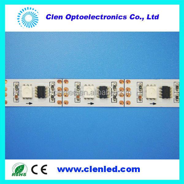 WS2812B pixel Strip waterproof ip65/67 addressable rgb led strip ws2812b /30/32 /6064/144 led strip