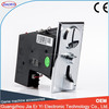 The wholesale price multi coin acceptor with timer,Intelligent CPU multi-coin coin acceptor