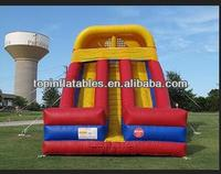 2014 top quality inflatable water slide/slide inflatable