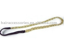 Golden Braid Hairband