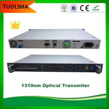 Fiber Optical Equipment 1310nm Cable TV Transmitter