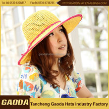China wholesale market agents crochet hat patterns for girls