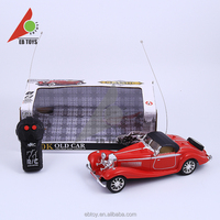 Two-way classical simulation bubble car for kids