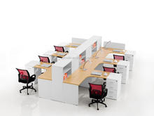 Wholesale Furniture Commercial Durable Workstation Desk