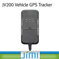 JIMI Hottest vehicle car gps tracker locator with free tracking platform JV200