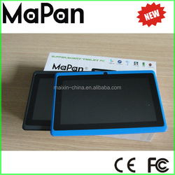 """free android games 7 inch tablet pc/MaPan kids tablet mini 7"""""""