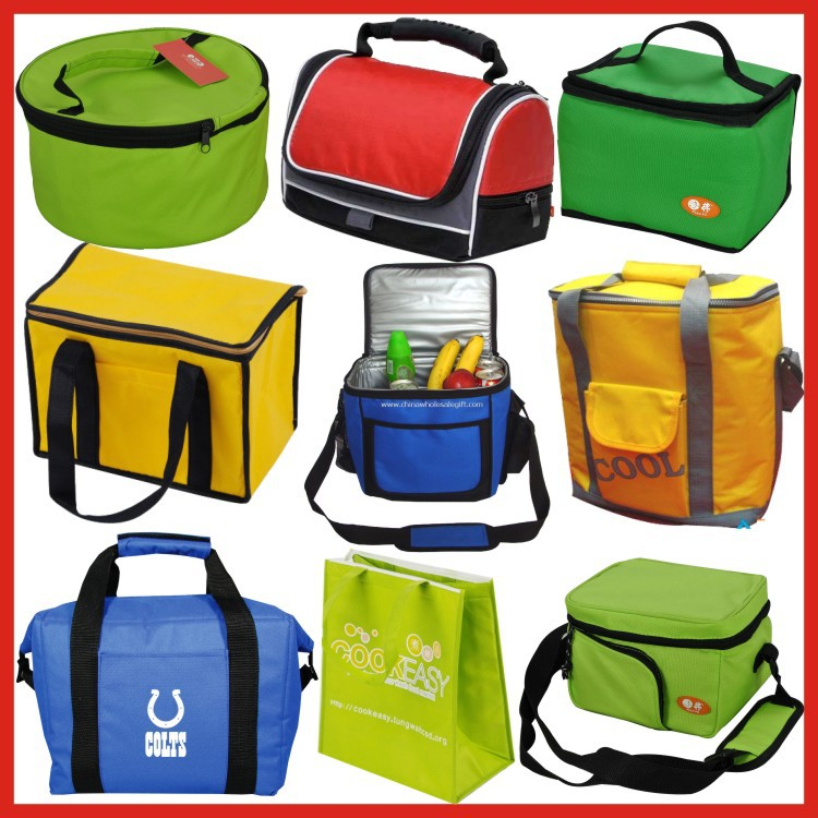 Hot sale Lunch insulated food wine cooler bag