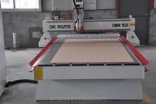 OMNI HOT SALES CNC 1530 CNC MACHINE /China Jinan 3D woodworking CNC router OMNI 1530 for wood