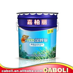 China water based anti stain latex paint