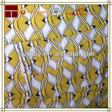 100% cotton print textile raw material