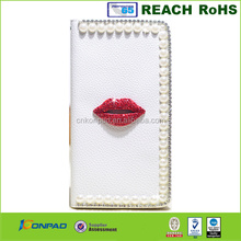 2015 New Hot Selling Sublimation rhinestone Phone Case for iPhone 6 6s