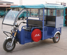 battery operated electric tricycle three wheeler