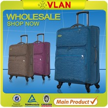 2015 sky travel Built-in Caster and Carry-On classic trolley luggage bag
