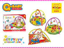 Hot item baby play gym, baby folding play mat for sale