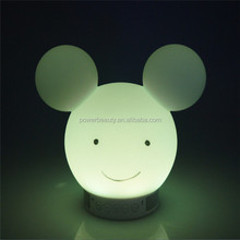 OEM best promotion gift mickey mouse speaker,outdoor portable bluetooth speaker with fm radio
