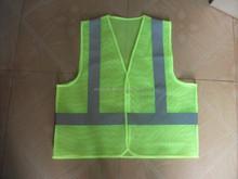 Mesh gilet de sécurité avec PVC poche