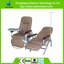 BT-TN005 CE approved abs covers medical transfusion chair in hospital