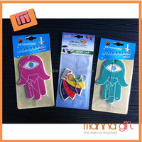 China toilet air freshener classic car air freshener card car shaped custom scents wholesale air freshener