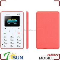 china wholesale M5 mini small size mobile phone dual sim