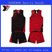 Cheap reversible basketball uniforms with basketball jersey uniform design