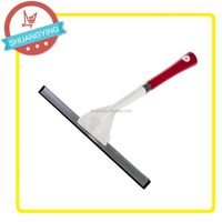 Water Squeegee / Window wiper for glass/Scape the tile floor