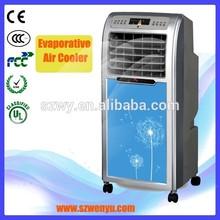 Agua enfriador de aire acondicionado ventilador de pie para el hogar sala