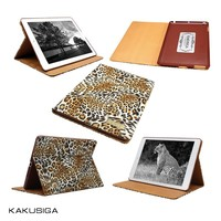 wild leopard print hard case for tablet pc