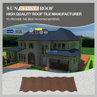 asphalt stones steel bending roll metal roofing