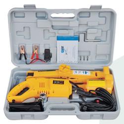 Rogo car emergency tools impact wrench 12v electric car jack