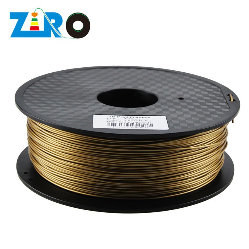 China Wholesale Metal Filled Pla Filament 1 75mm 3d