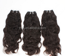 wholesale the most beautiful unique 100% indian human virgin hair extension with body wave
